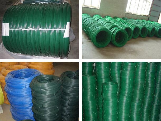 PVC coated Wire1