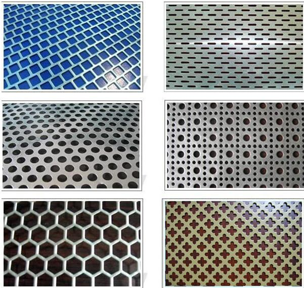 Perforated Metal Mesh1