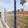 What is wire mesh fencing